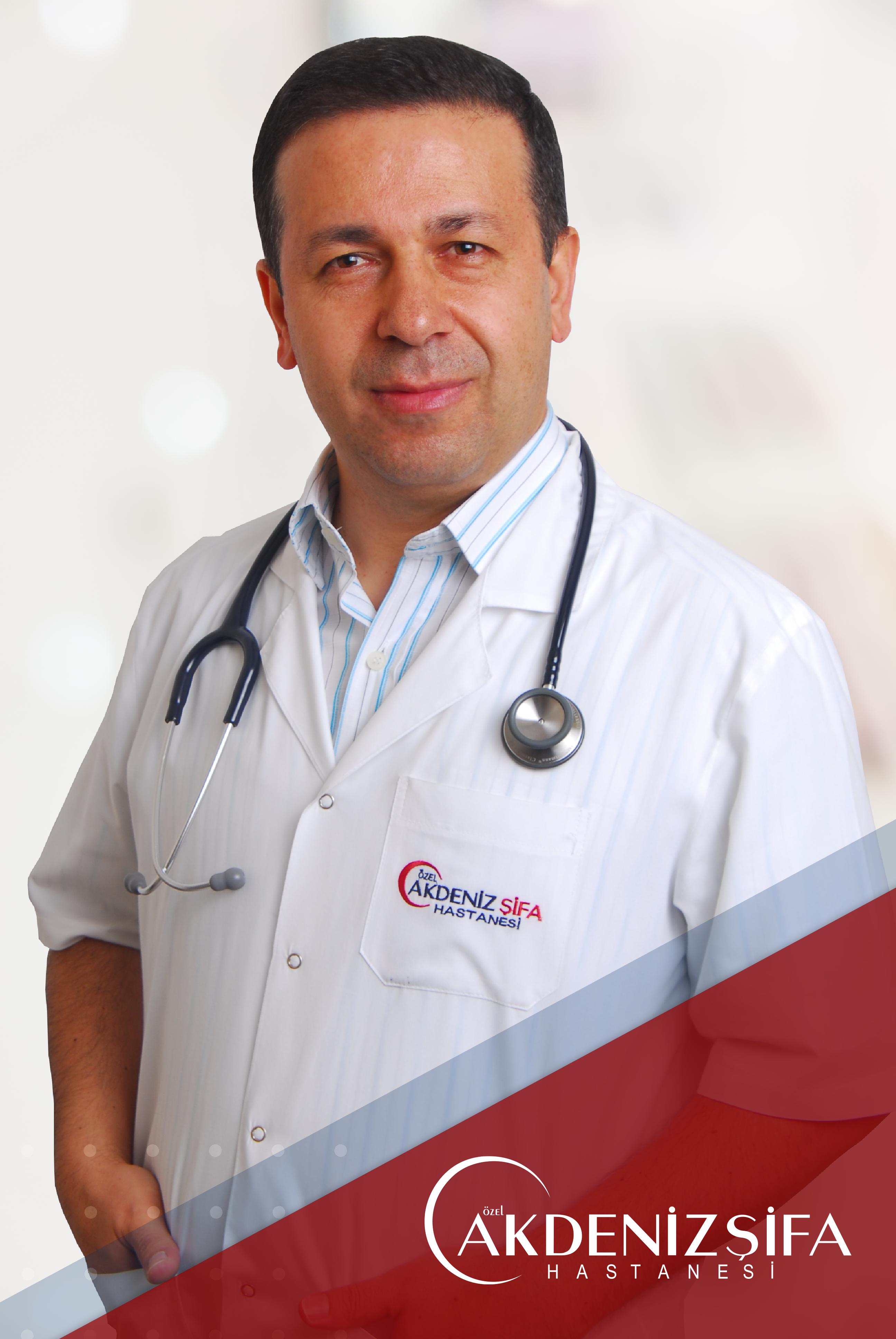 Uzm. Dr. Mehmet ATEŞ