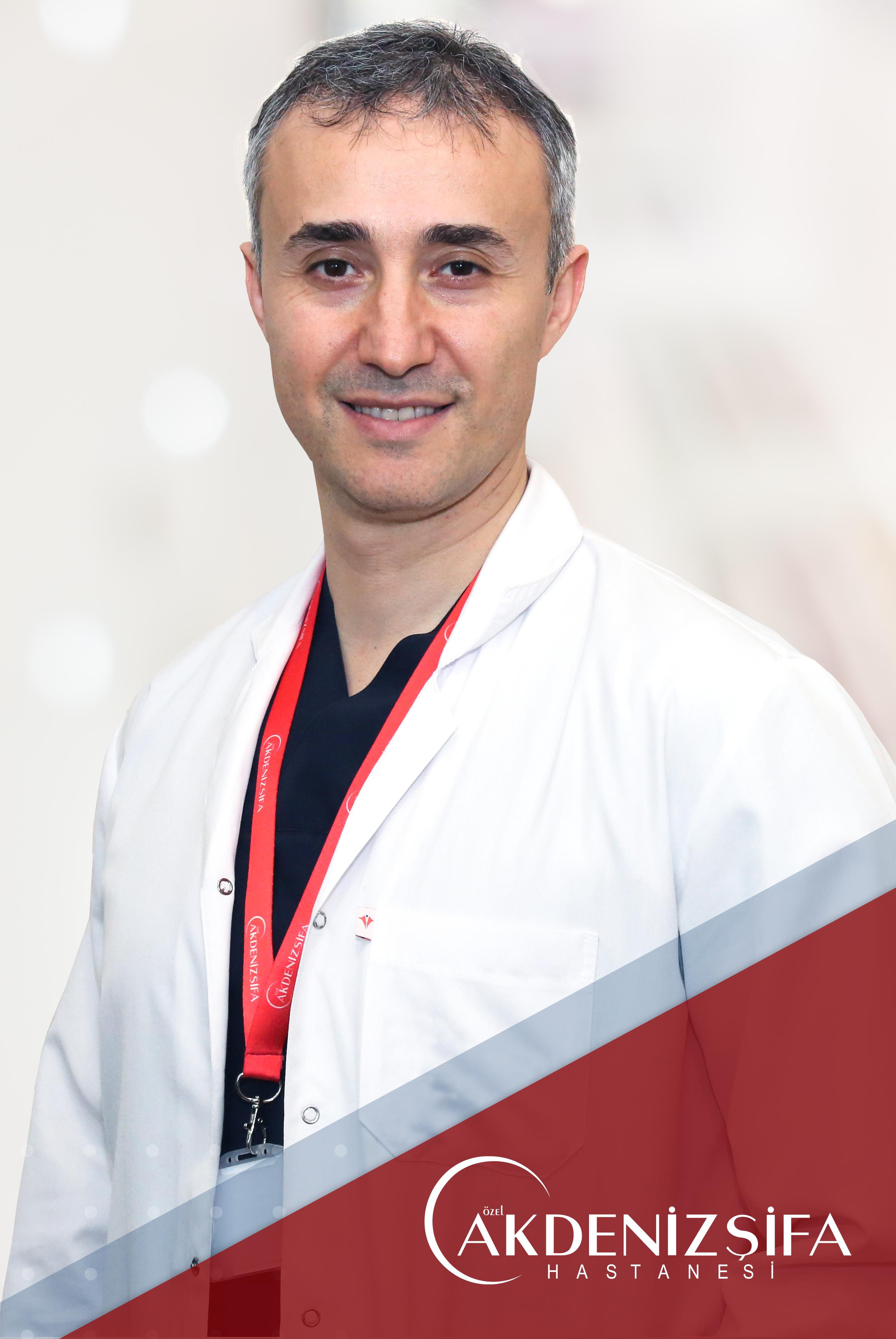 Uzm.Dr. Serkan ÖZEN
