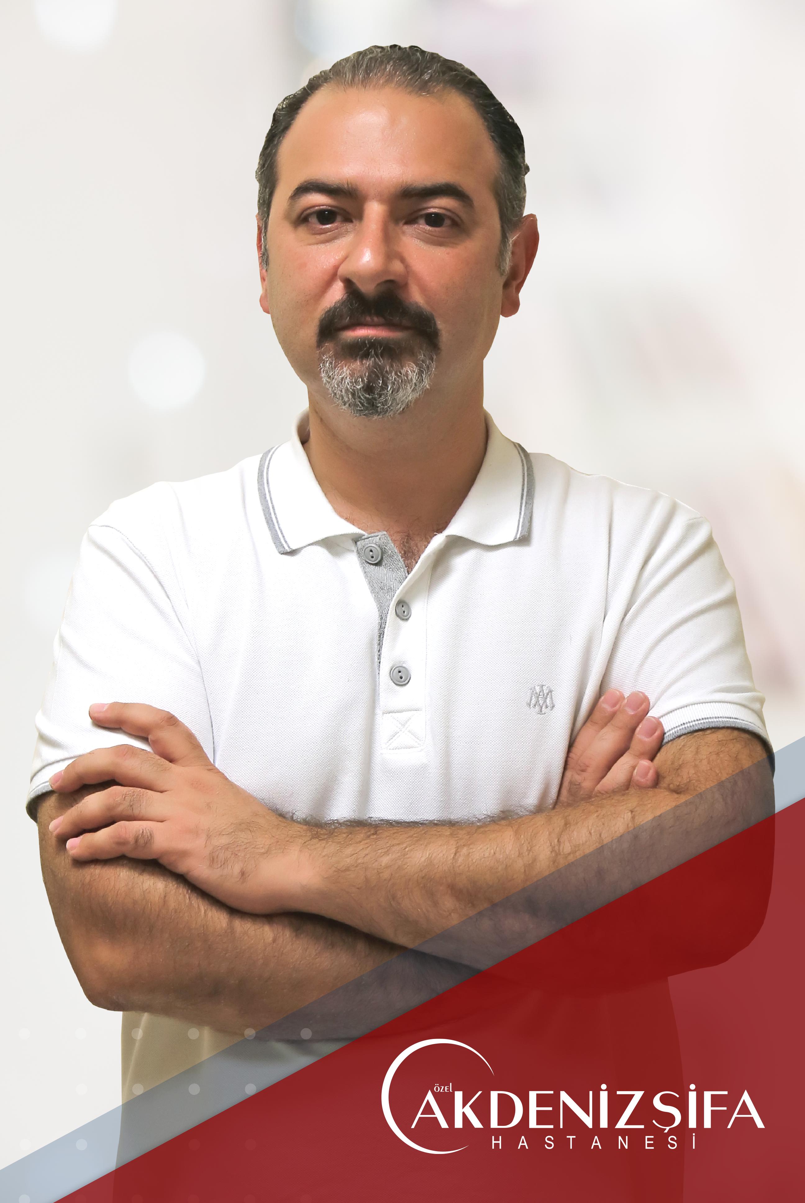 Uzm.Dr. Ali Faraghi AHRABİ